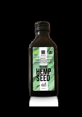 Organic Hemp Seed Oil 200ml