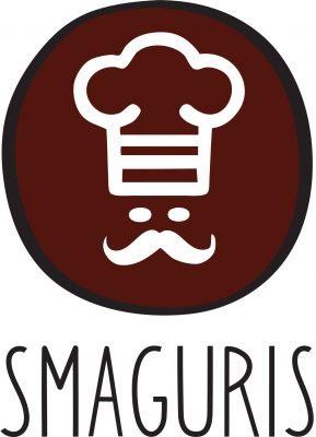 SMAGURIS_Thin_logo_maiselis